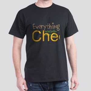 Covered In Cheese T-Shirt