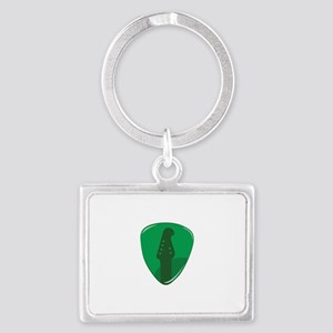 Guitar Pick Keychains