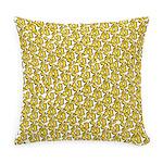 School of Clownfish Pattern Everyday Pillow