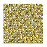 School of Clownfish Pattern Tile Coaster