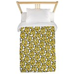 School of Clownfish Pattern Twin Duvet