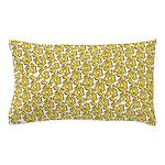 School of Clownfish Pattern Pillow Case