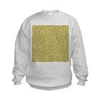 School of Clownfish Pattern Sweatshirt