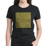 School of Clownfish Pattern T-Shirt