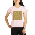 School of Clownfish Pattern Performance Dry T-Shir