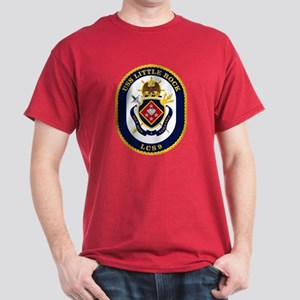 USS Little Rock LCS-9 Dark T-Shirt