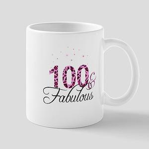 100 and Fabulous Mugs