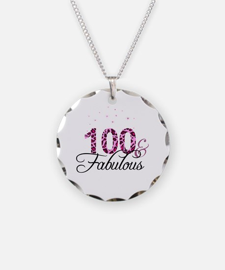 100 and Fabulous Necklace