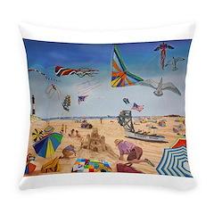 Robert Moses Beach Everyday Pillow