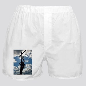 Rusty the Lineman Boxer Shorts