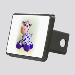 Purple Cow Hitch Cover