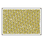 School of Clownfish Pattern Banner