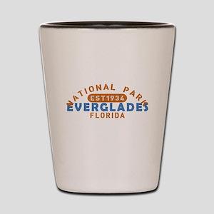 Everglades - Florida Shot Glass