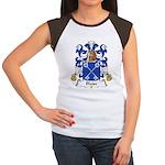 Blaise Family Crest Women's Cap Sleeve T-Shirt