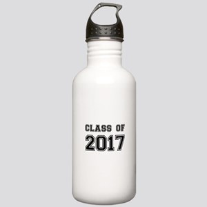 Class of 2017 Sports Water Bottle