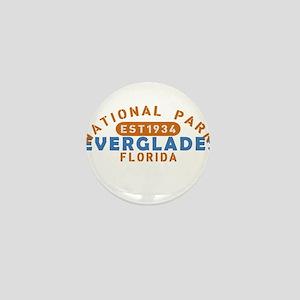 Everglades - Florida Mini Button