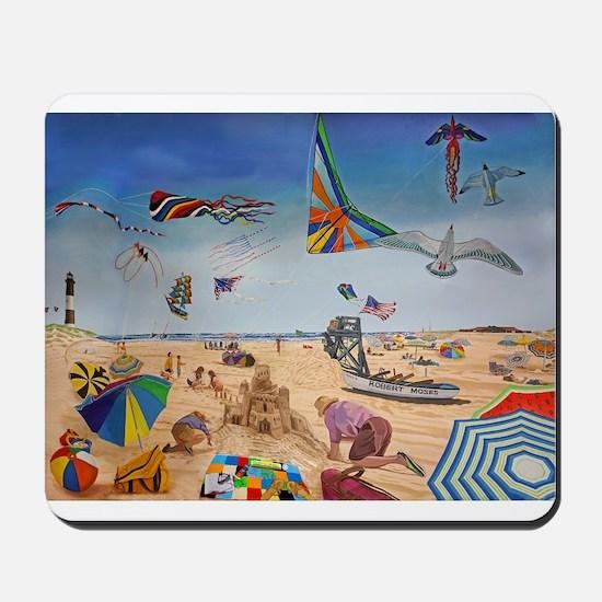 Robert Moses Beach Mousepad