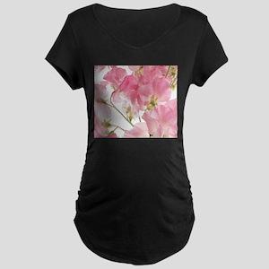 sweet pea Maternity T-Shirt