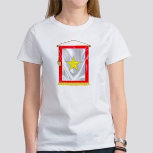 Gold Star... Women's T-Shirt