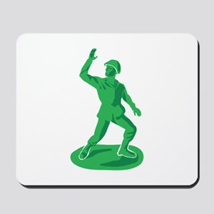 Toy Soldier Mousepad