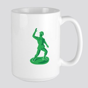 Toy Soldier Mugs