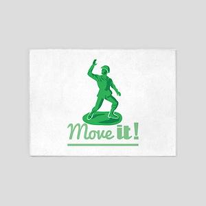 Move It 5'x7'Area Rug