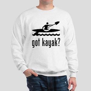 got kayak? Sweatshirt