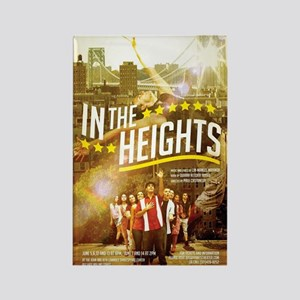 IN THE HEIGHTS Rectangle Magnet
