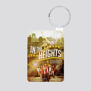 IN THE HEIGHTS Aluminum Photo Keychain