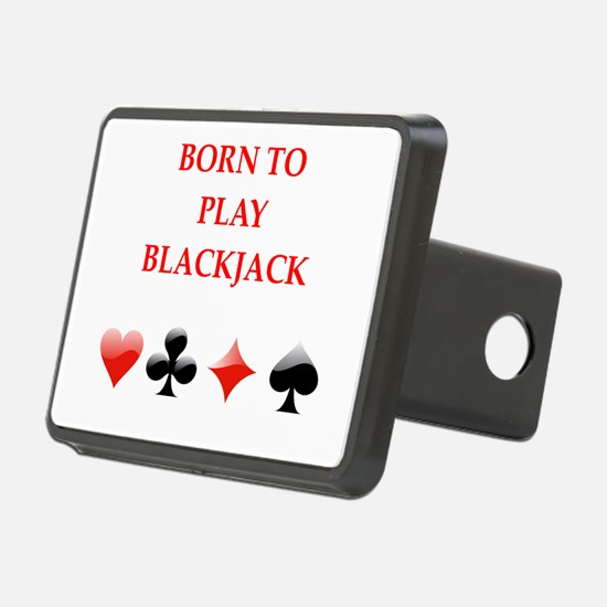 blackjack Hitch Cover