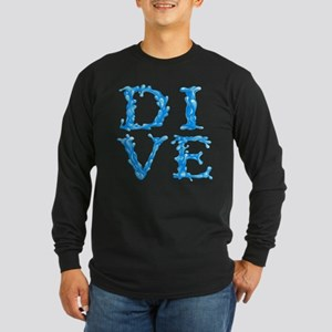 DIVE Long Sleeve Dark T-Shirt
