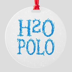 h20 Round Ornament
