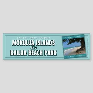 Mokulua Islands Bumper Sticker