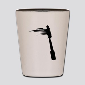 Mascara Shot Glass