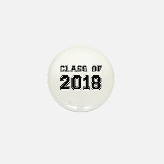 Class of 2018 Mini Button