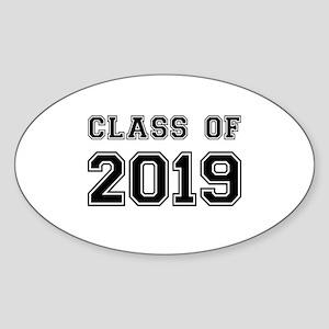Class of 2019 Sticker