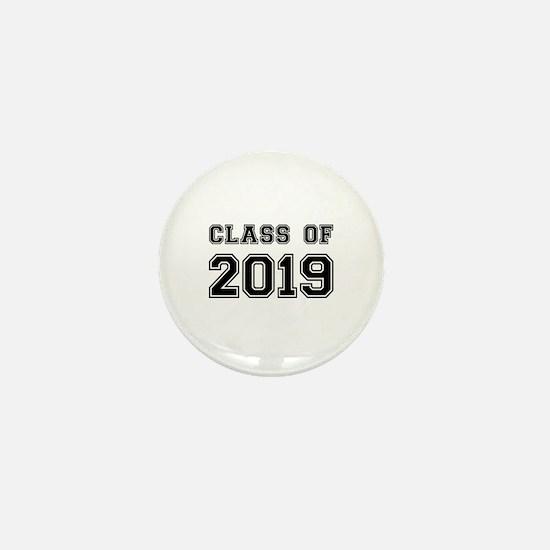 Class of 2019 Mini Button