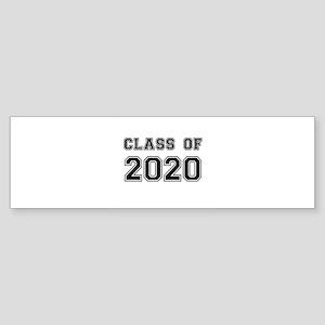 Class of 2020 Bumper Sticker