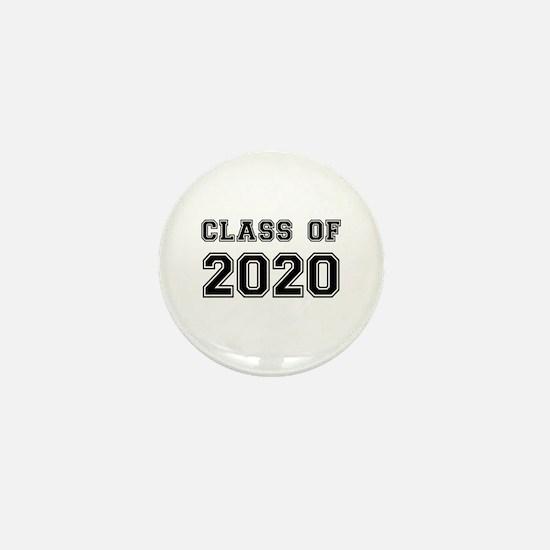 Class of 2020 Mini Button
