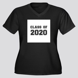Class of 2020 Plus Size T-Shirt