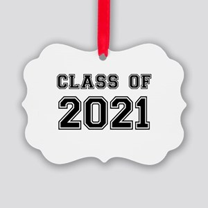 Class of 2021 Picture Ornament