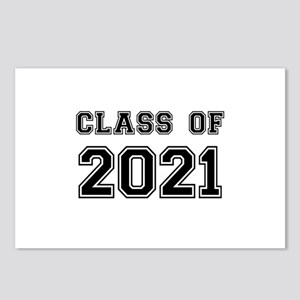 Class of 2021 Postcards (Package of 8)