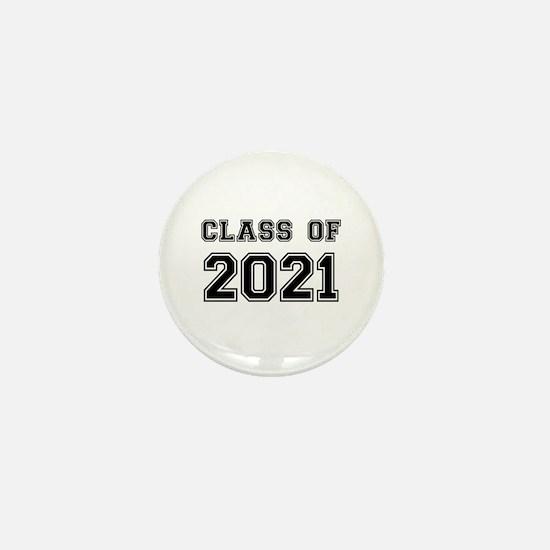 Class of 2021 Mini Button