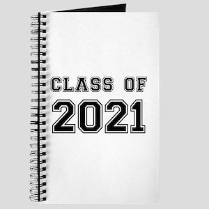 Class of 2021 Journal