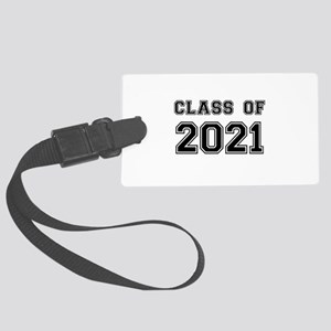 Class of 2021 Large Luggage Tag