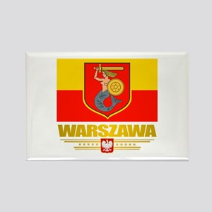 Warszawa Magnets