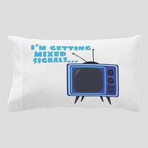 Mixed Signals Pillow Case