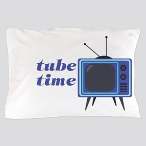 Tube Time Pillow Case
