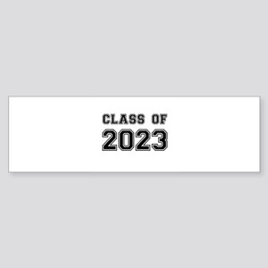 Class of 2023 Bumper Sticker
