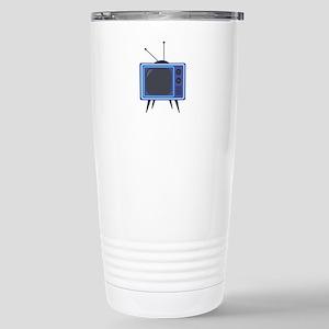 Television Travel Mug